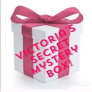 Victoria's Secret Mystery Box $250+ value ❤️